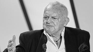 """Nie żyje Jerzy Gruza, reżyser m.in. """"Czterdziestolatka"""""""