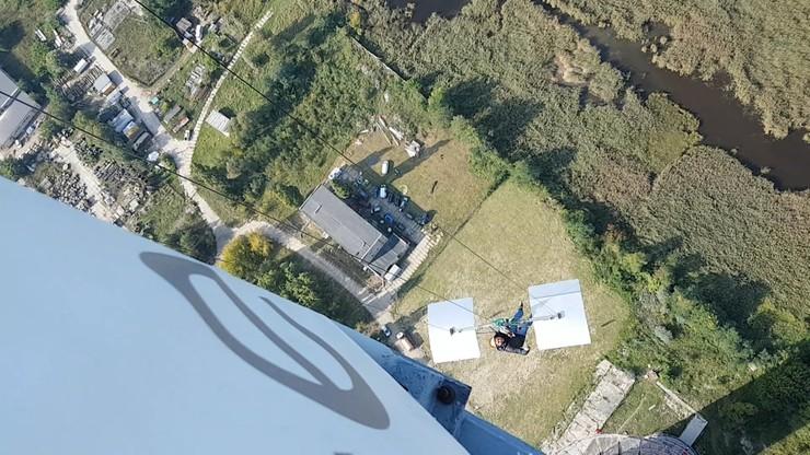 Zawody w spadaniu z najwyższego obiektu do skoków na świecie [WIDEO]