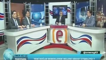 Trzęsienie ziemi w Turcji. Chwile grozy podczas programu na żywo [WIDEO]