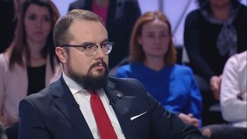 """Jabłoński o reparacjach: """"nasze żądania nie mogą się przedawnić, bo zbrodnie się nie przedawniają"""""""