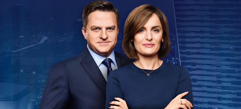 Polsat News wyprzedził w grupie wiekowej A16-49 TVP Info