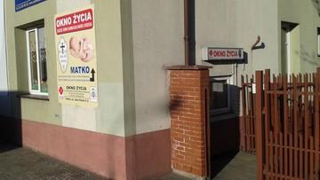 Kutno: w Oknie Życia po raz pierwszy znaleziono niemowlę