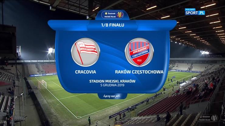 Cracovia - Raków Częstochowa 0:0, 4:1 po rzutach karnych. Skrót meczu
