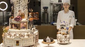 Polka mistrzynią świata w dekorowaniu tortów. Z wykształcenia jest filozofem