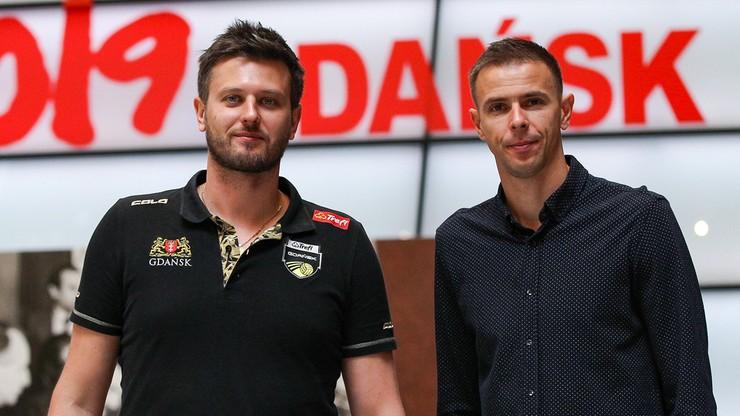 Michał Winiarski i Mariusz Wlazły dołączyli do drużyny! Trefl Gdańsk prawie w komplecie na mecz z Asseco Resovią