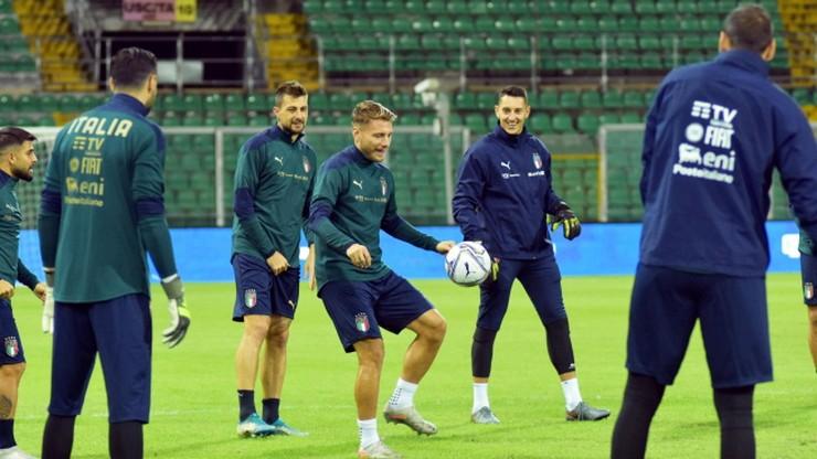 El. Euro 2020: Włochy - Armenia. Relacja i wynik na żywo