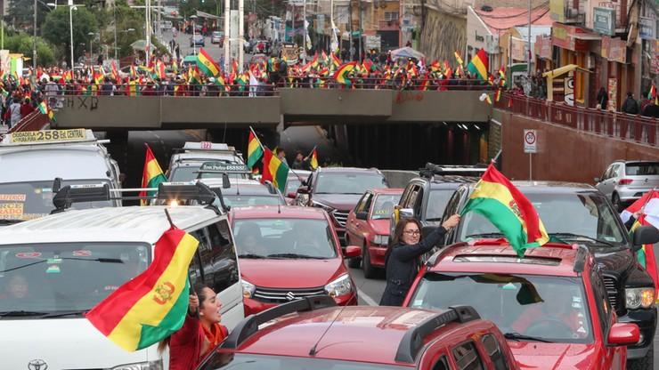 Meksyk zaoferował azyl prezydentowi Boliwii