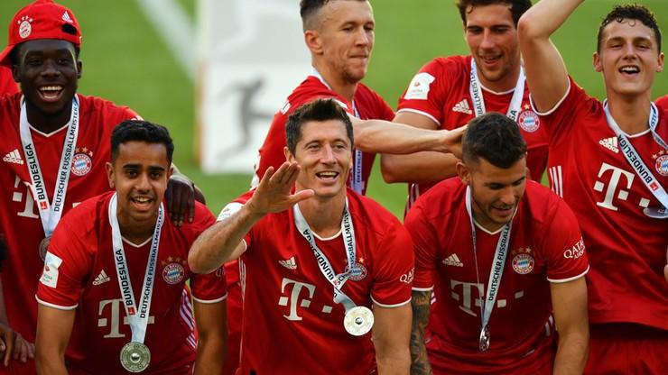 Lewandowski, czyli Mr. Bayern! I kolejne cele: 4 lipca, 23 sierpnia!