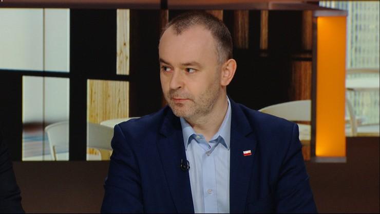 Mucha: rzecznik KE nie ma podstawy do wypowiadania się o statusie polskiego TK