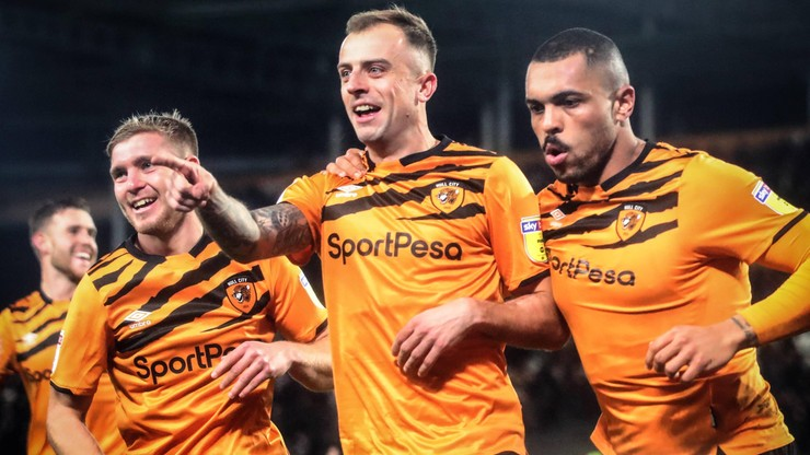 Przełamanie Grosickiego. Hull City gromi w lidze