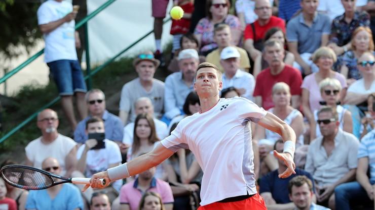 Rankingi ATP: Hurkacz spadł na 35. miejsce, Djokovic liderem