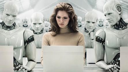 To bardzo dziwne, ale ludzie chcą, aby panowały nad nimi zaawansowane roboty