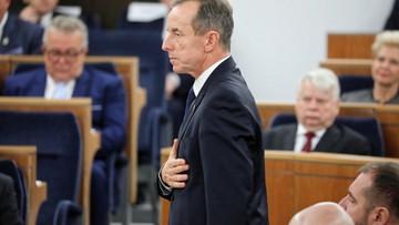 Senat wybrał marszałka. Został nim prof. Tomasz Grodzki