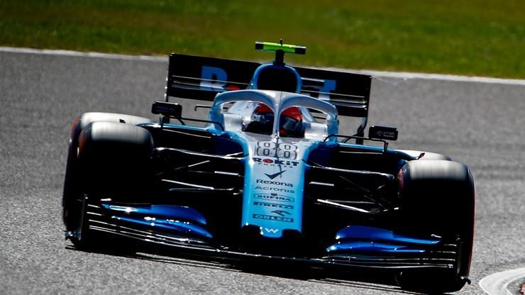 Kubica już nie jedzie w GP USA