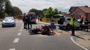 Ksiądz spowodował wypadek, w którym zginął komendant policji. Jest wyrok