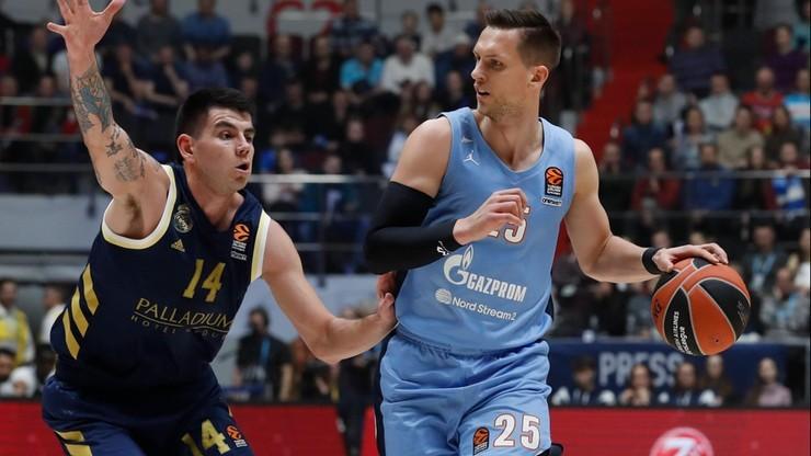 Euroliga: Zenit Sankt Petersburg - Olympiakos Pireus. Transmisja w Polsacie Sport News