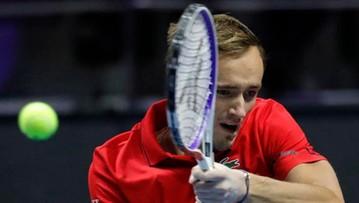 French Open: Daniił Miedwiediew ciągle bez wygranego meczu w Paryżu