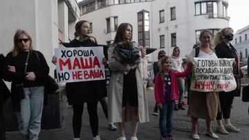 Ponowne zatrzymania dziennikarzy na Białorusi