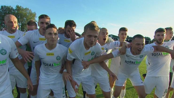 Fortuna 1 Liga: Warta Poznań z awansem do Ekstraklasy!
