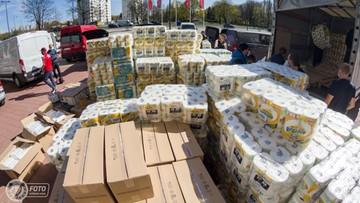 Widzew zebrał już ponad 153 tysiące złotych. Wielka pomoc na ogólnopolską skalę
