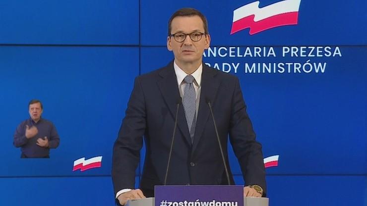 100 mld zł dla firm - rząd przedstawił nową tarczę finansową