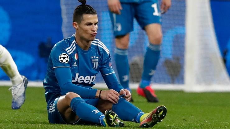 Fatalna seria Ronaldo w Lidze Mistrzów