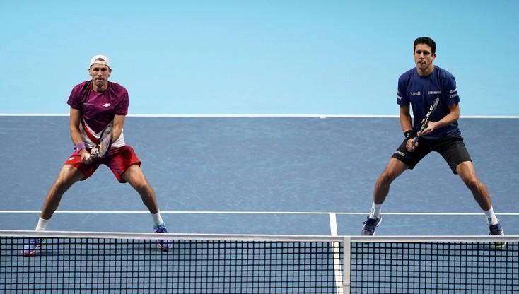 Turniej ATP w Kolonii: Łukasz Kubot w finale debla