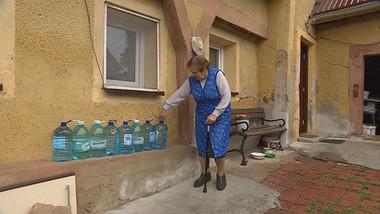 Woda zniknęła ze studni. 80-latka wskazuje winnych