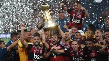 Recopa Sudamericana: Pierwszy triumf Flamengo Rio de Janeiro