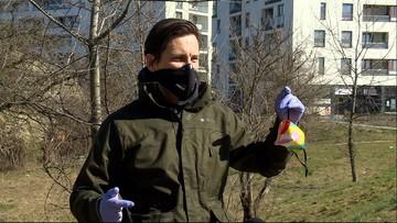 """Bohater nosi maskę"". Akcja operatora Polsatu"