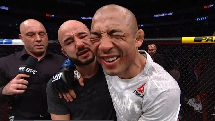 UFC 245: Nieudany debiut Aldo w nowej kategorii