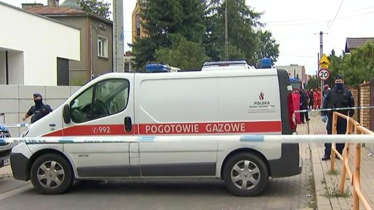 Policja o wybuchu w Białymstoku: prawdopodobnie to rozszerzone samobójstwo