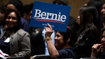USA: Sanders zwyciężył w prawyborach Demokratów w Nevadzie