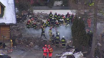 Wybuch w Szczyrku. Firma budowlana nie miała zgody na prowadzenie przewiertu