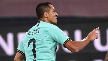 Serie A: Alexis Sanchez oficjalnie piłkarzem Interu Mediolan