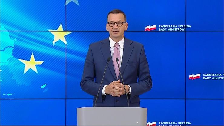 Szczyt UE ws. Białorusi. Zapadły ważne decyzje