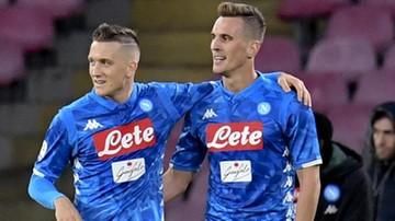 Serie A: SSC Napoli - Juventus FC. Relacja i wynik na żywo