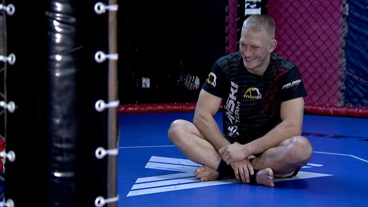 Piechota przed UFC 245: Mam już dosyć smaku porażki
