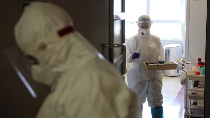 Nowe przypadki koronawirusa w Polsce. Dane ministerstwa zdrowia