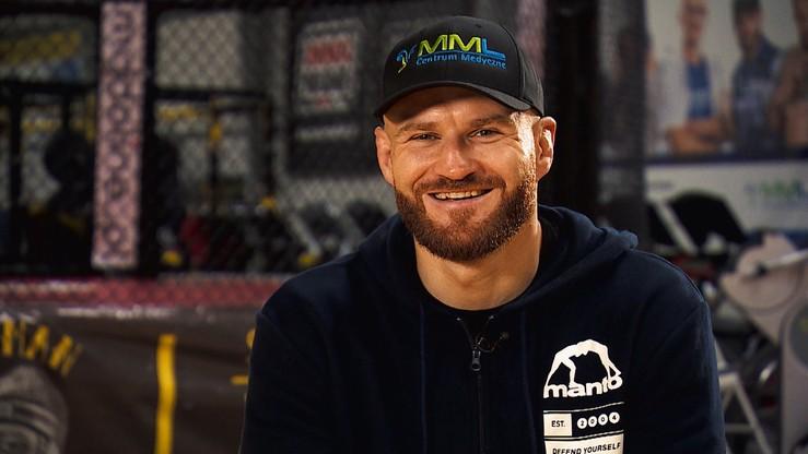"""UFC: Błachowicz zdradza plan na zakończenie walki! """"W głowie mam ten cios..."""""""