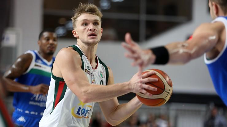 Puchar Europy FIBA: Legia Warszawa - Egis Kormend. Relacja i wynik na żywo
