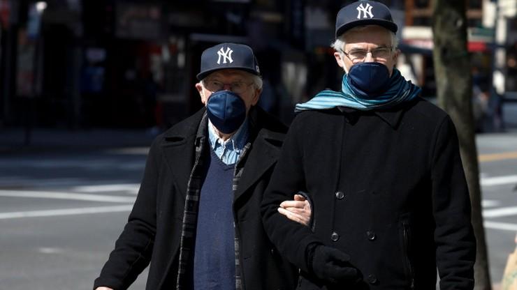 Rośnie liczba ofiar koronawirusa w USA. Lekarze przygotowują się do selekcji chorych