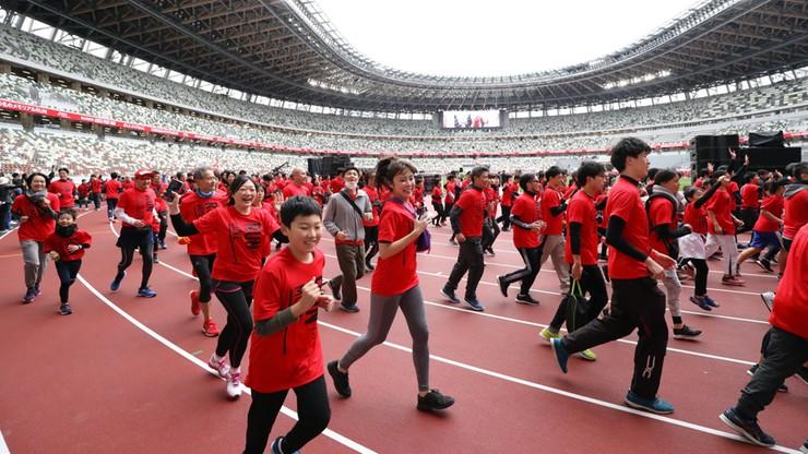 Tokio 2020: 60 tysięcy osób na otwarciu Stadionu Narodowego z udziałem Bolta