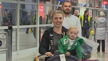 Antoś wrócił do kraju po operacji w USA. Jego losem żyła cała Polska