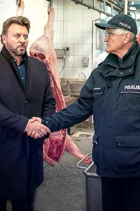 """""""Święty"""" - odcinek 21: Policjant na usługach biznesmena"""