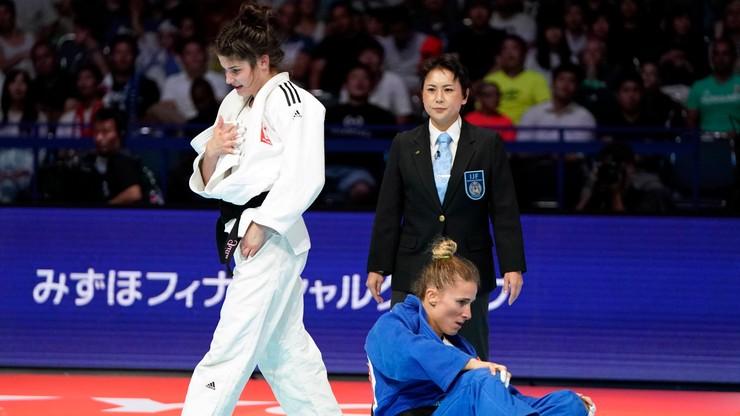 World Masters w judo: W pierwszym dniu Polki nie podbiły Qingdao
