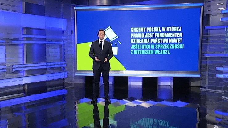 """""""Wspólna Polska"""". Trzaskowski: nigdy nie byliśmy podzieleni tak, jak dziś"""