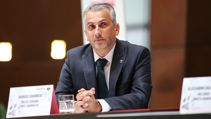 Prezes Trefla Gdańsk: Sytuacja nie jest łatwa, ale szukanie winnych nie ma sensu