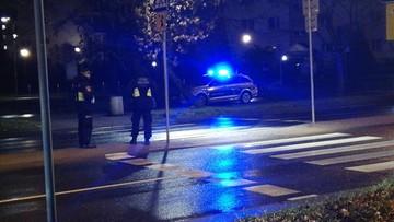 Patrole straży miejskiej na ul. Sokratesa. Zamiast progów zwalniających