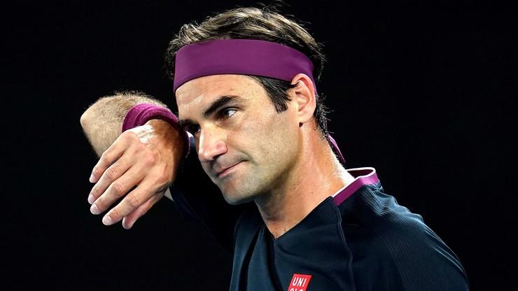 Australian Open: Federer z rekordem liczby występów w Melbourne